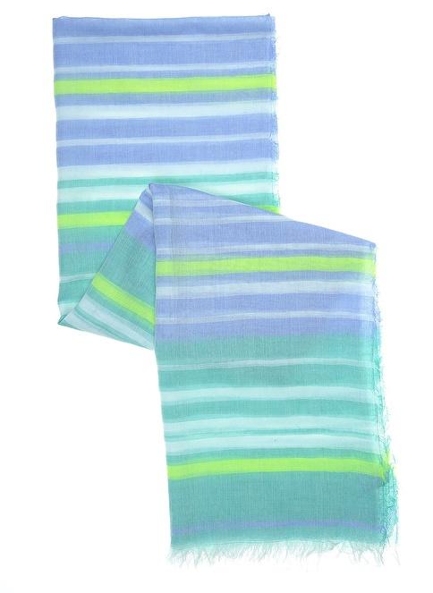 Coquet Accessories Şal Mavi